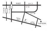 Craft KOWA地図