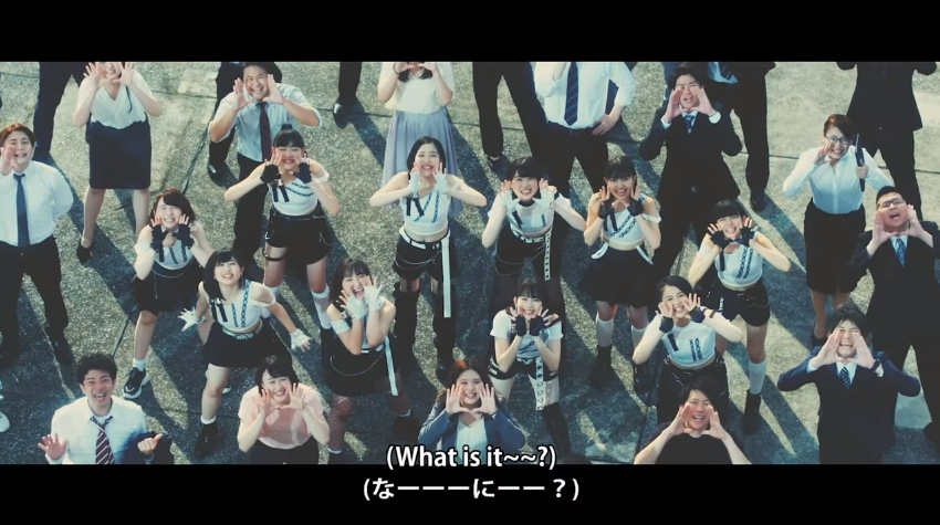 『ニッポンノD・N・A!』MV13