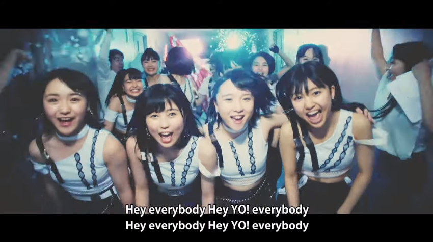 『ニッポンノD・N・A!』MV25