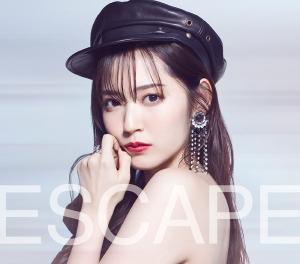 鈴木愛理01stシングル「Escape」通常A