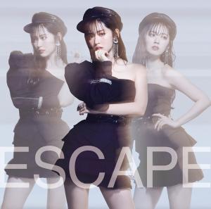 鈴木愛理01stシングル「Escape」初回A