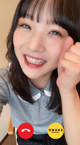 《ビデオ通話》稲場愛香からの着信!(スマートフォン視聴推奨)03