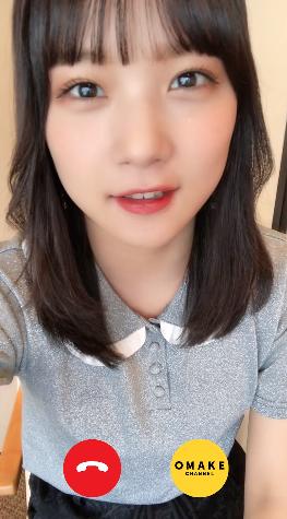 《ビデオ通話》稲場愛香からの着信!(スマートフォン視聴推奨)02
