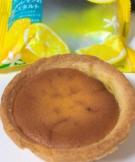 不二家瀬戸内レモンのチーズタルト