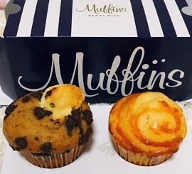 マフィンズ Muffins