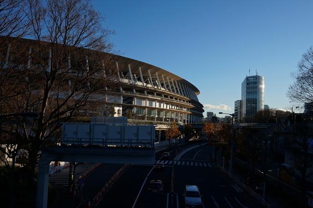国立競技場2019.12その1