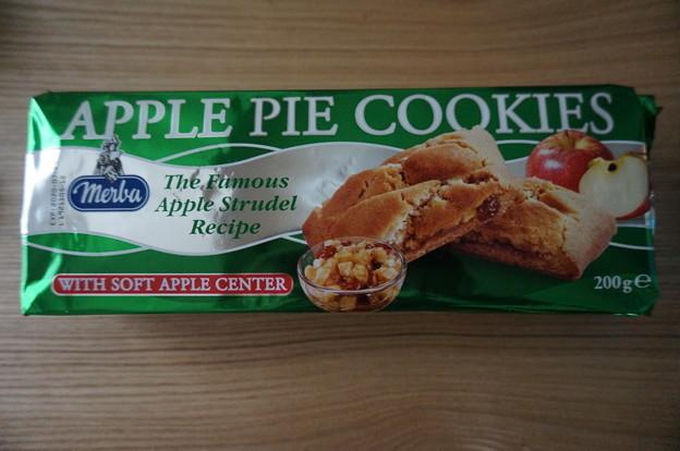アップルパイクッキー