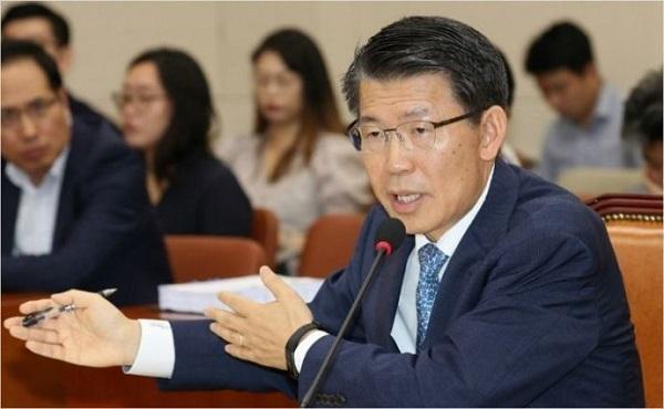 20190913韓日通貨スワップ再開を希望!新任の金融委員長ウン・ソンス「日本とも新しく締結されたら良い」!