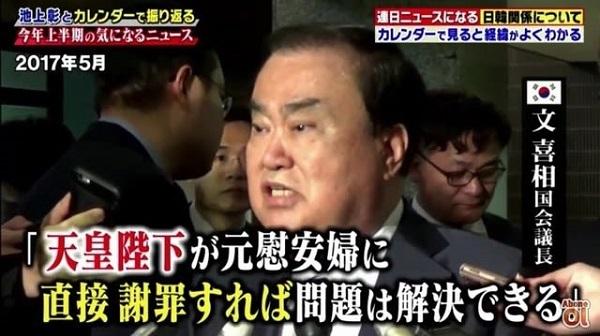 20190820池上彰「日韓問題は日本が仕掛けた」・テロ朝「徴用工とは、戦時中、日本で強制労働させられた人」