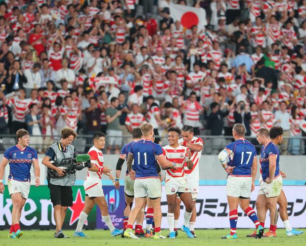 ラグビーW杯2019日本大会