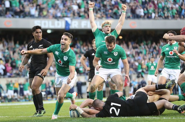 20190928速報!ラグビー日本がまた大金星!アイルランドを撃破!W杯2大会連続で歴史的勝利!決勝Tへ前進