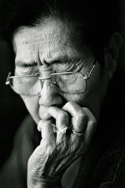 重重―中国に残された朝鮮人日本軍「慰安婦」の女性たち