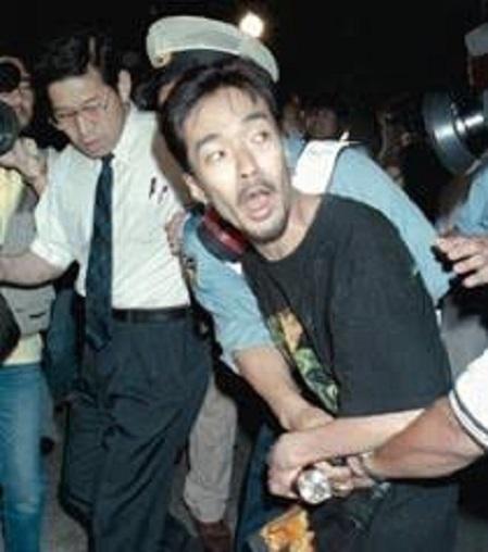丘崎誠人 →在日朝鮮人 性犯罪目的で女子中学生に声をかけたが無視されたため、背後から車ではねて、近くの公衆トイレ付近で石を使って殴打して絶命させた殺人鬼