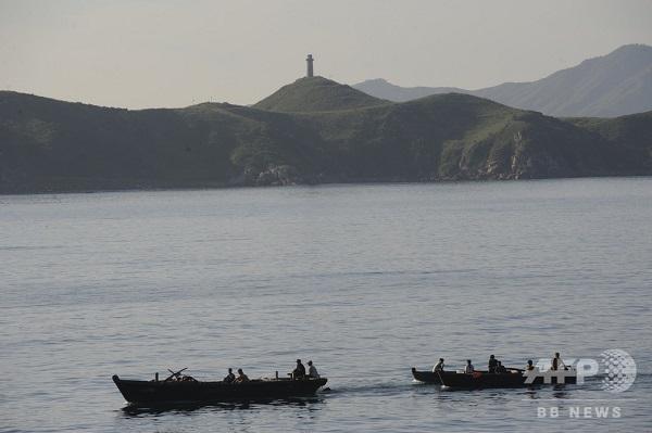 20190919北朝鮮漁船が海保を撃退!ロシアの排他的経済水域(EEZ)では拿捕され411人以上が拘束される