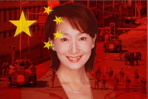 20190816アグネスチャンが香港デモを疑う「デモで片目を怪我した女性は怪しい」!流石、支那共産党の工作員からなくなった」