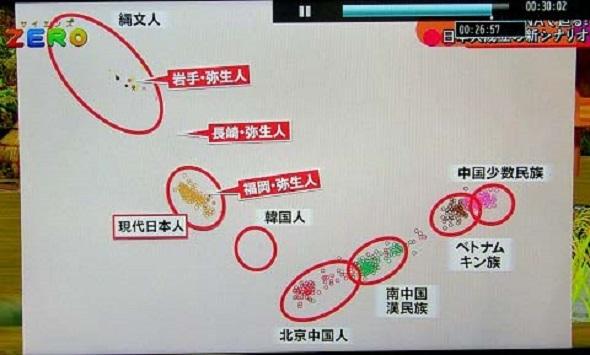 20190930赤羽大臣「韓国は日本に文化を伝えた恩人」・トムセン教授「朝鮮から人が入り縄文時代の物が絶滅」 弥生人DNAで明らかになった日本人と 半島人の起源   ー朝鮮半島に渡った縄文人ー