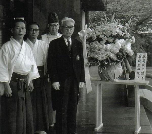 昭和38(1963)年6月4日 タイ プミポン国王夫妻
