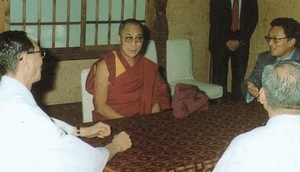 昭和48(1973)年2月14日 南ベトナム バオダイ殿下(ベトナム元皇帝)