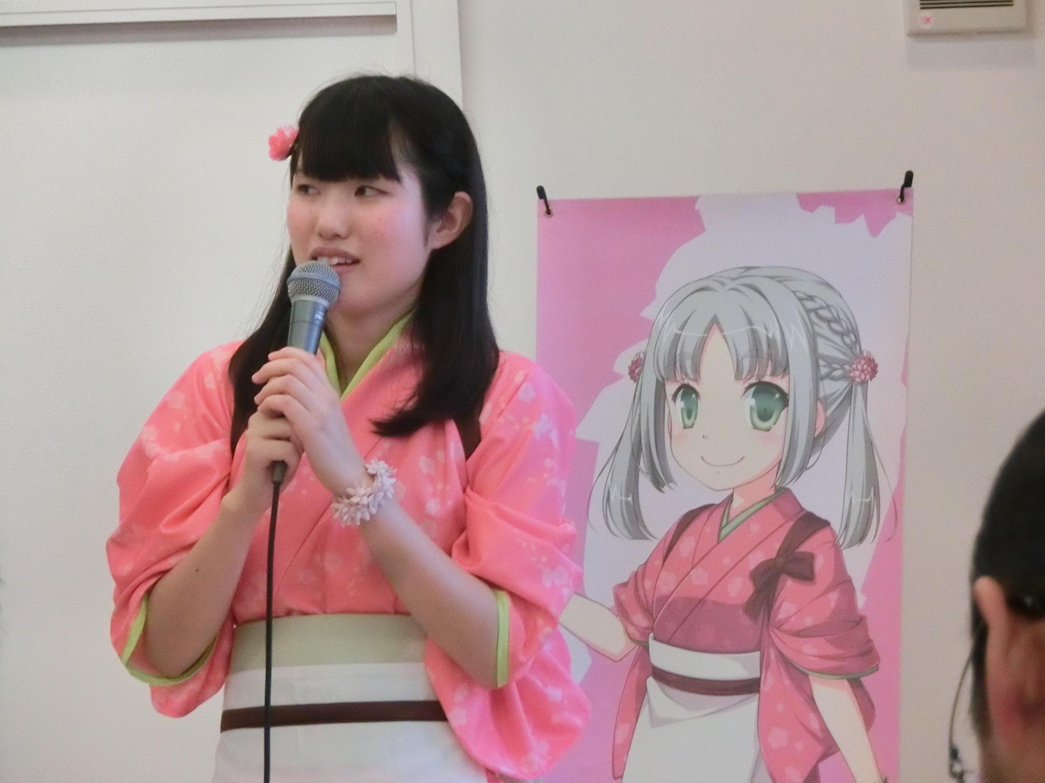 佐藤綺乃と大府ウェルネス桃花1