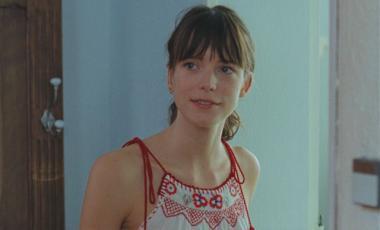 『アマンダと僕』 レナを演じたステイシー・マーティンがとても魅力的。