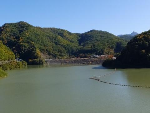 塩川ダム・遮水壁