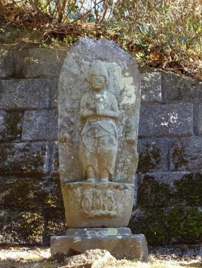 神明社の五猿庚申塔