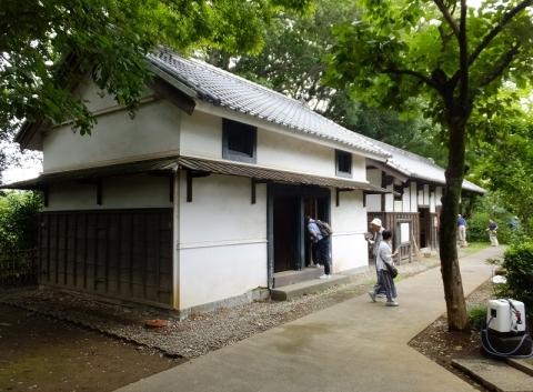 鈴木家住宅付属建物