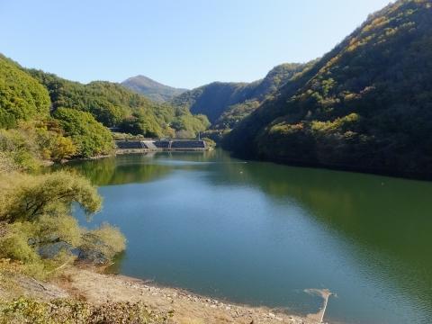 大門ダム・清里湖