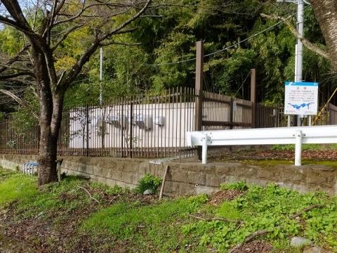 三井植物浄化施設の施設棟