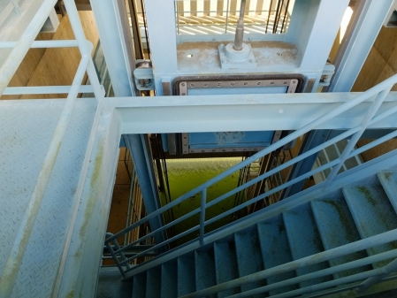 深城ダム・選択取水設備