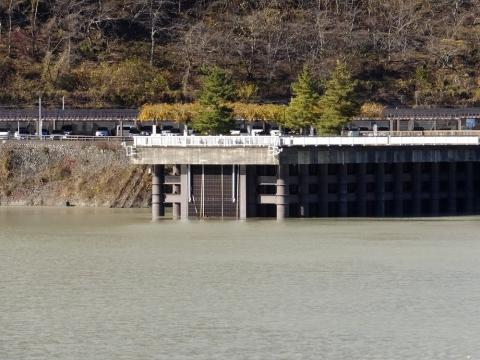 小河内ダム・第2号取水施設