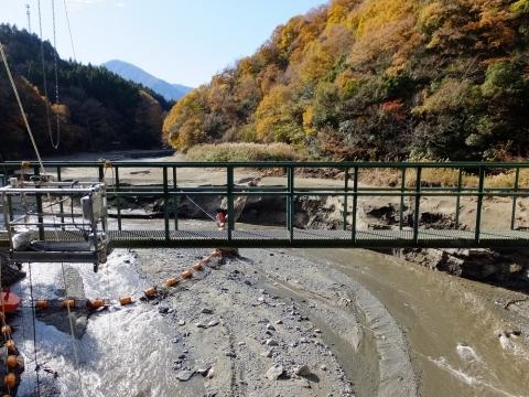道志ダム(奥相模湖)