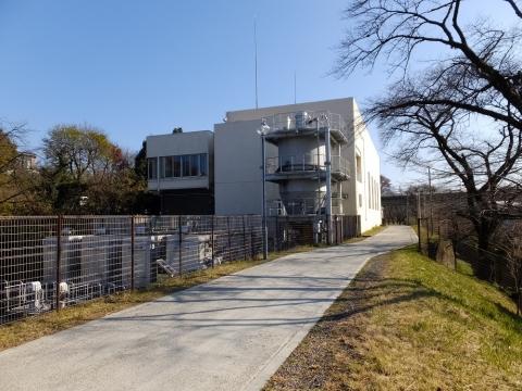 東京都羽村取水ポンプ所