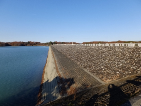 山口貯水池ダム