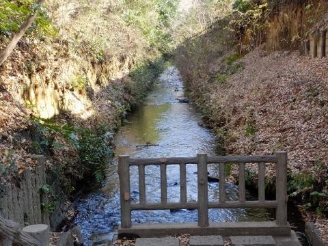 玉川上水・上水小橋