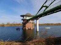 金町浄水場・第三取水塔