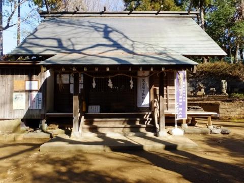 神明社・町田市広袴町