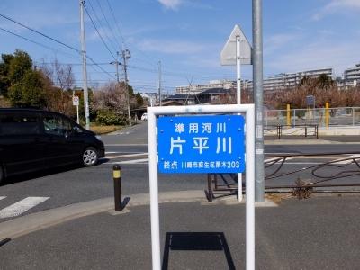 片平川終点