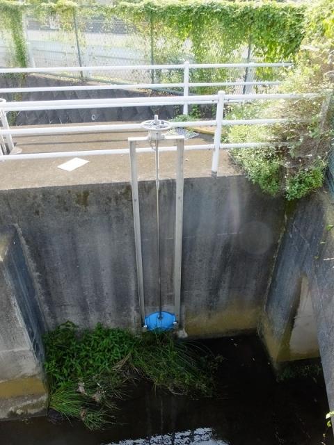 調節池排水貯留施設・厚木市林1丁目