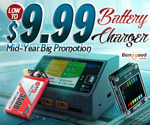 Battery Charger Mid Year Promotion SALE