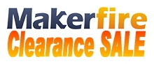 Makerfire Clearance SALE