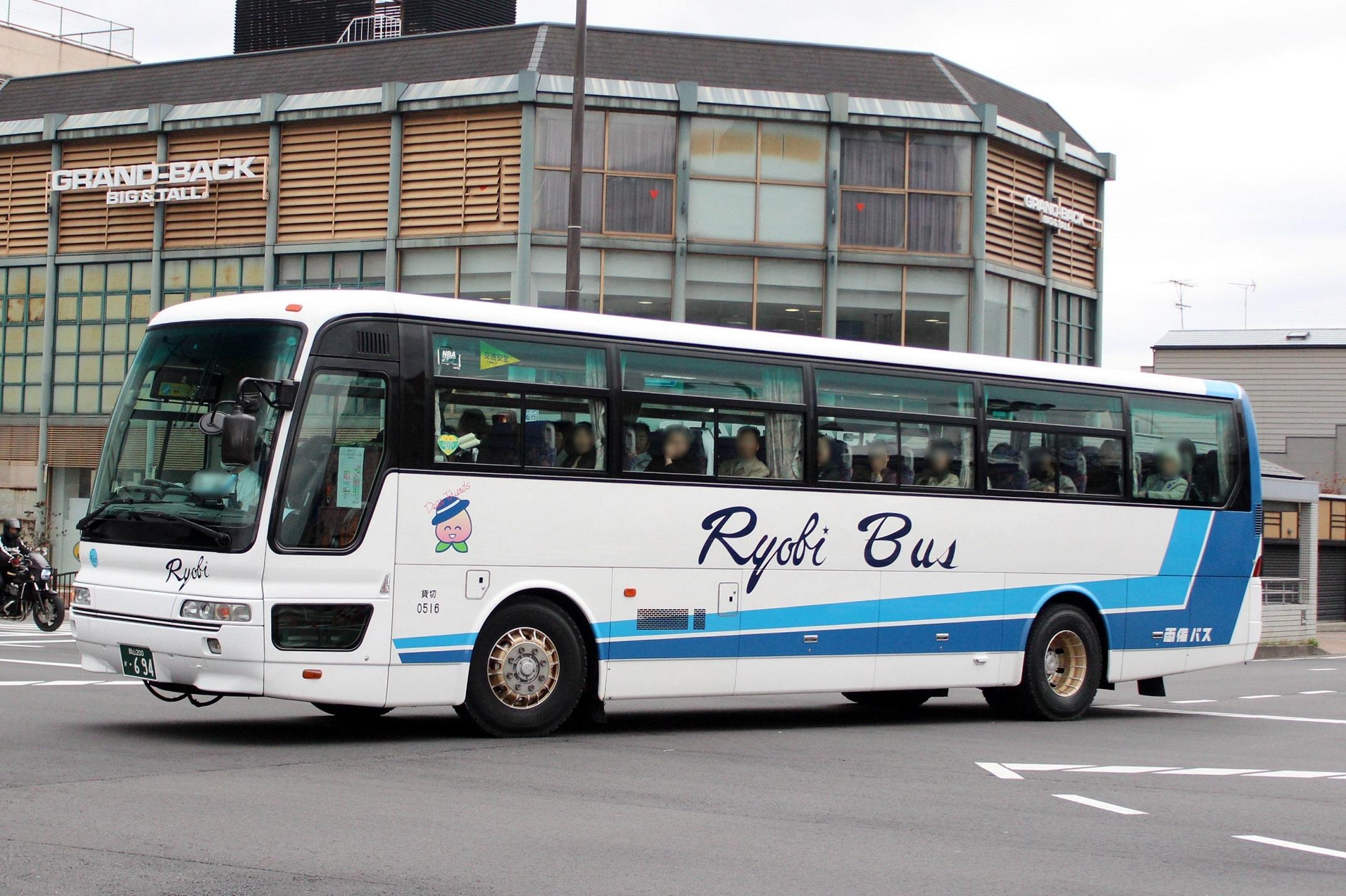 両備バス 0516