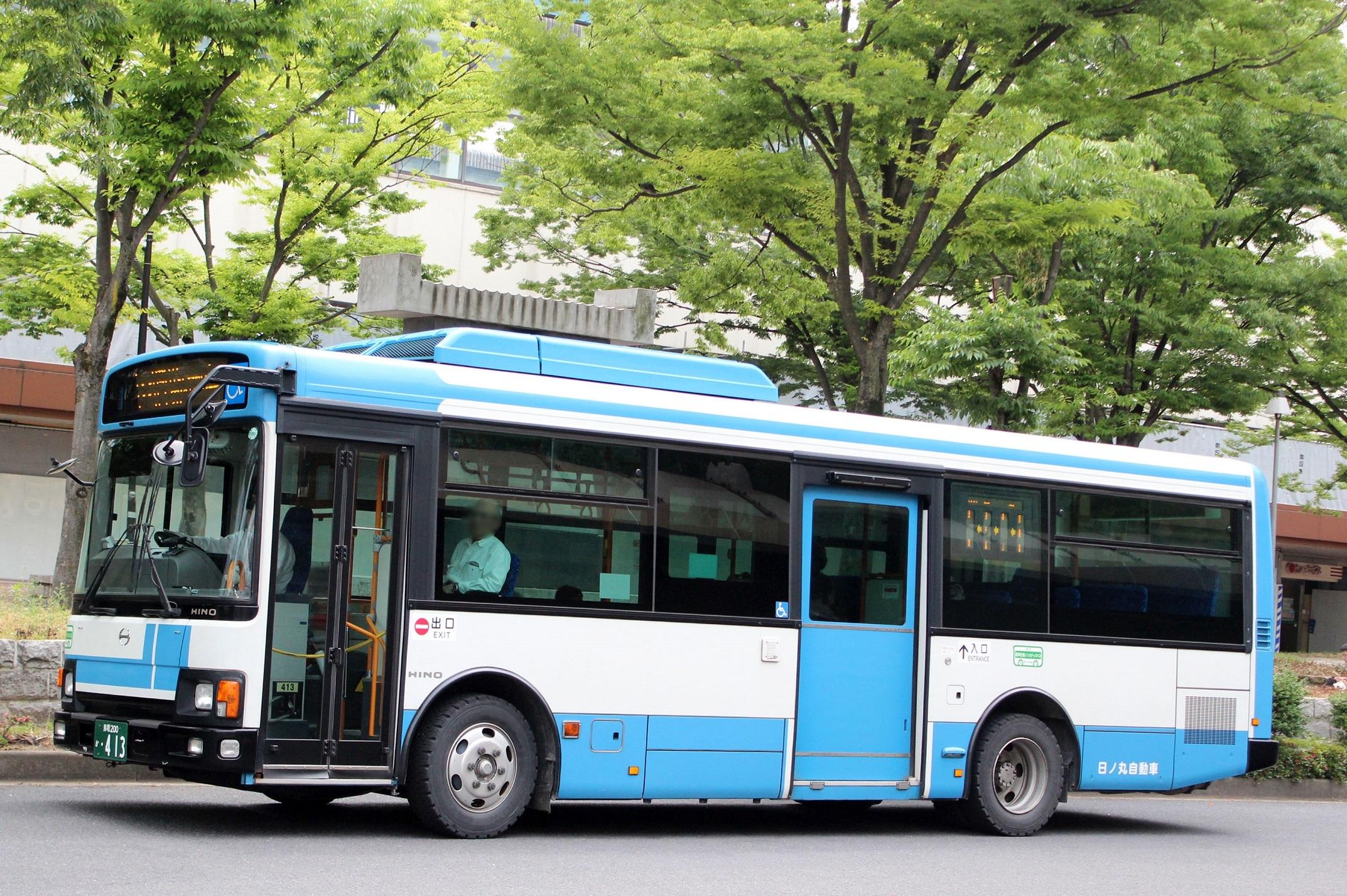 日ノ丸自動車 か413