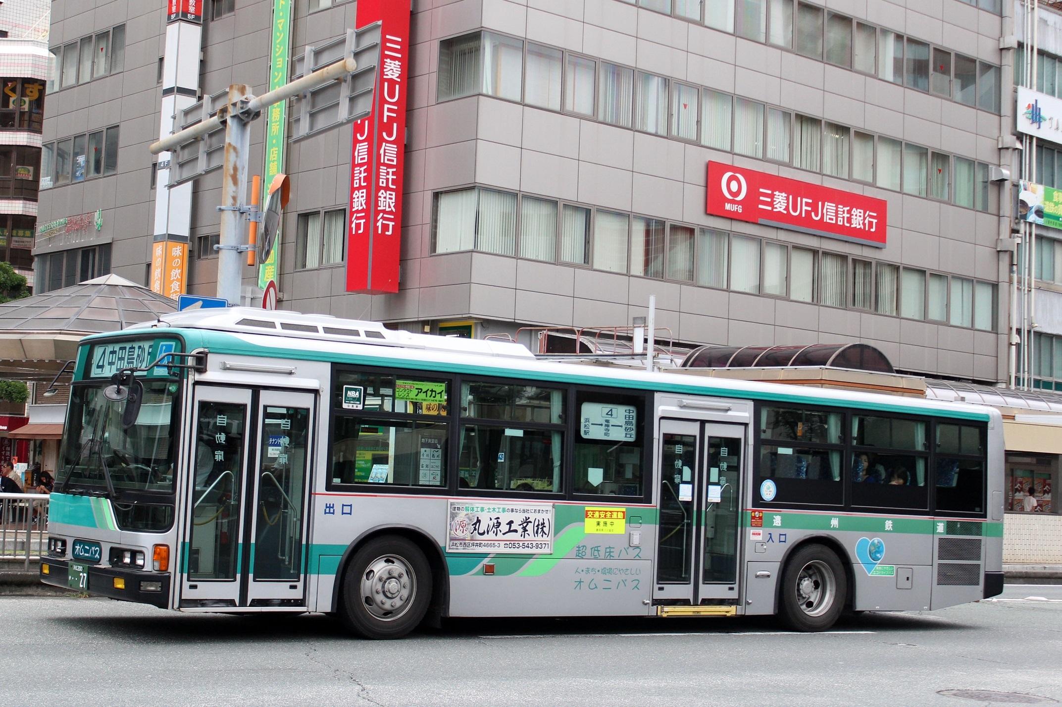 遠州鉄道 か27