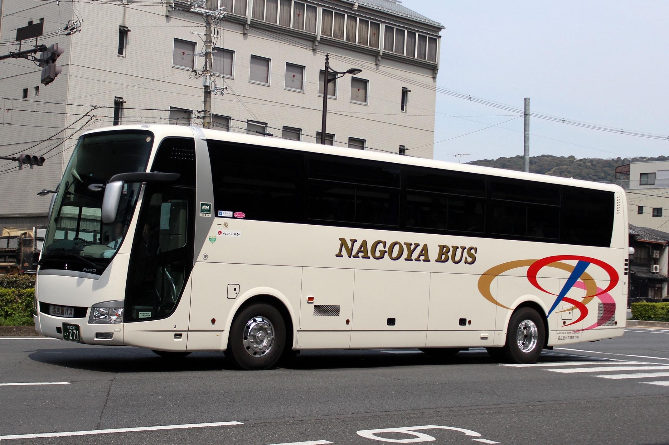 名古屋バス え271