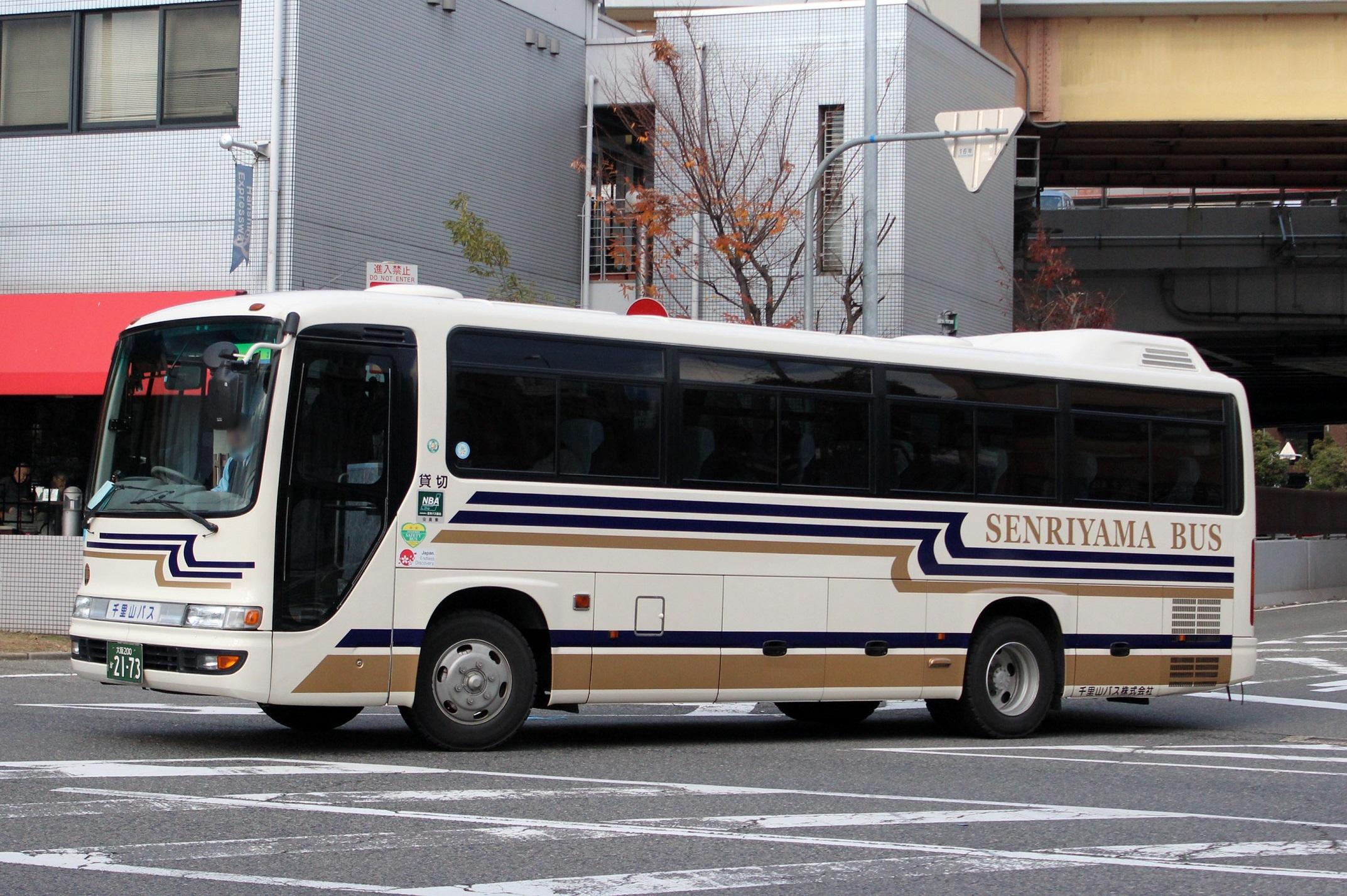 千里山バス か2173