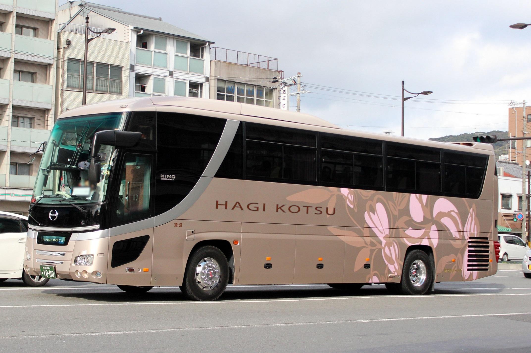 萩交通サービス あ1000
