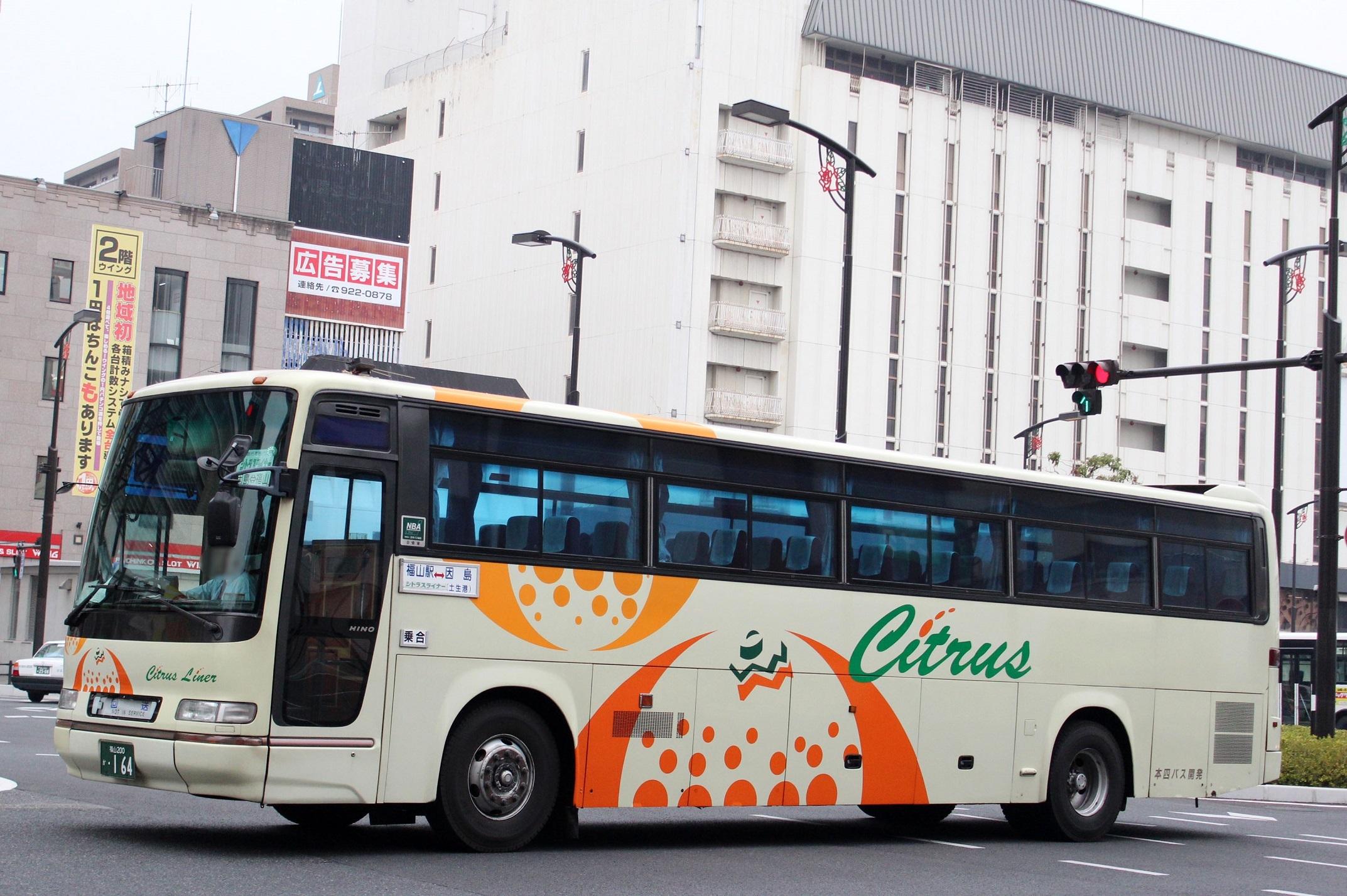 本四バス開発 か164