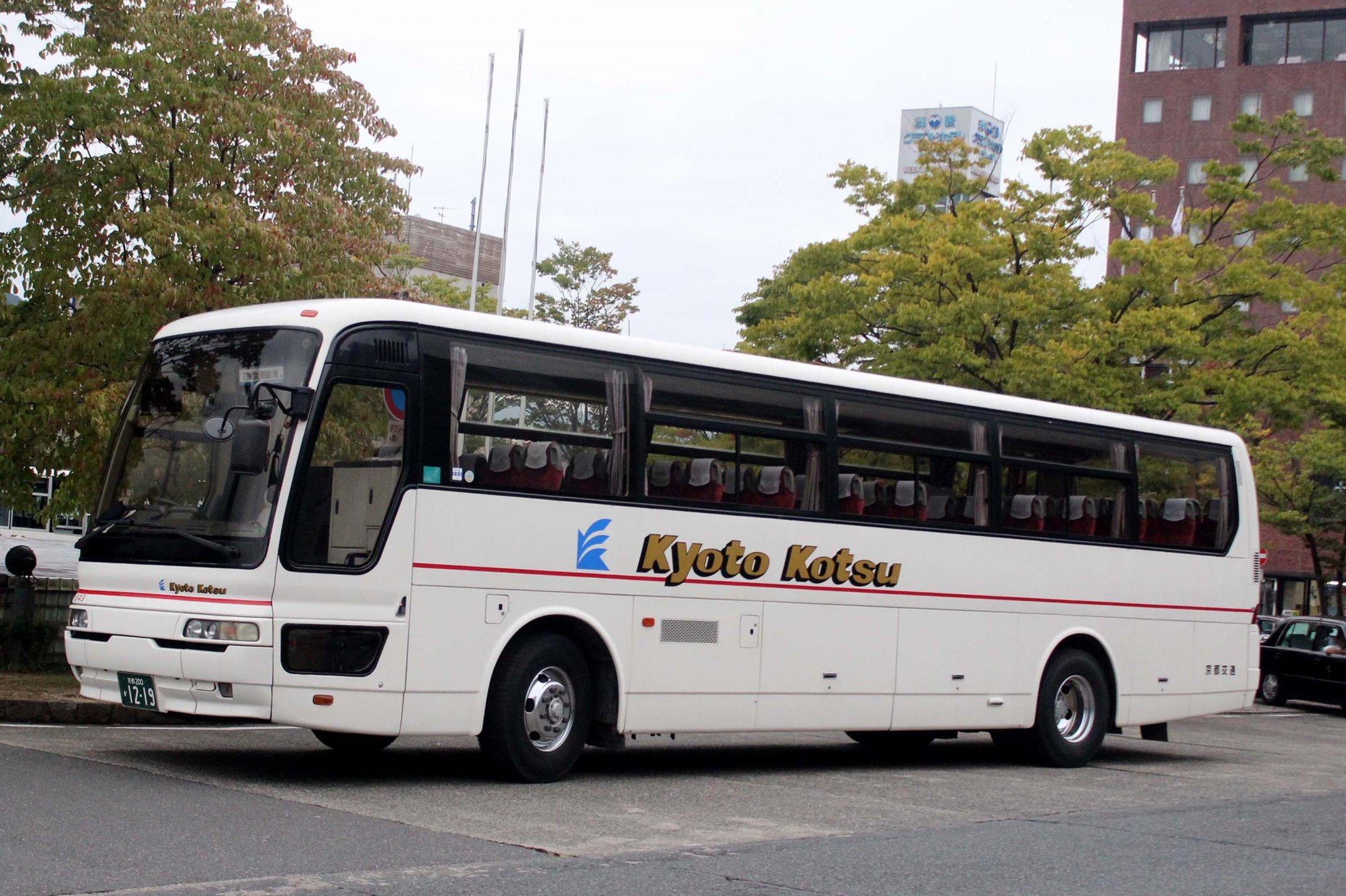 京都交通 849