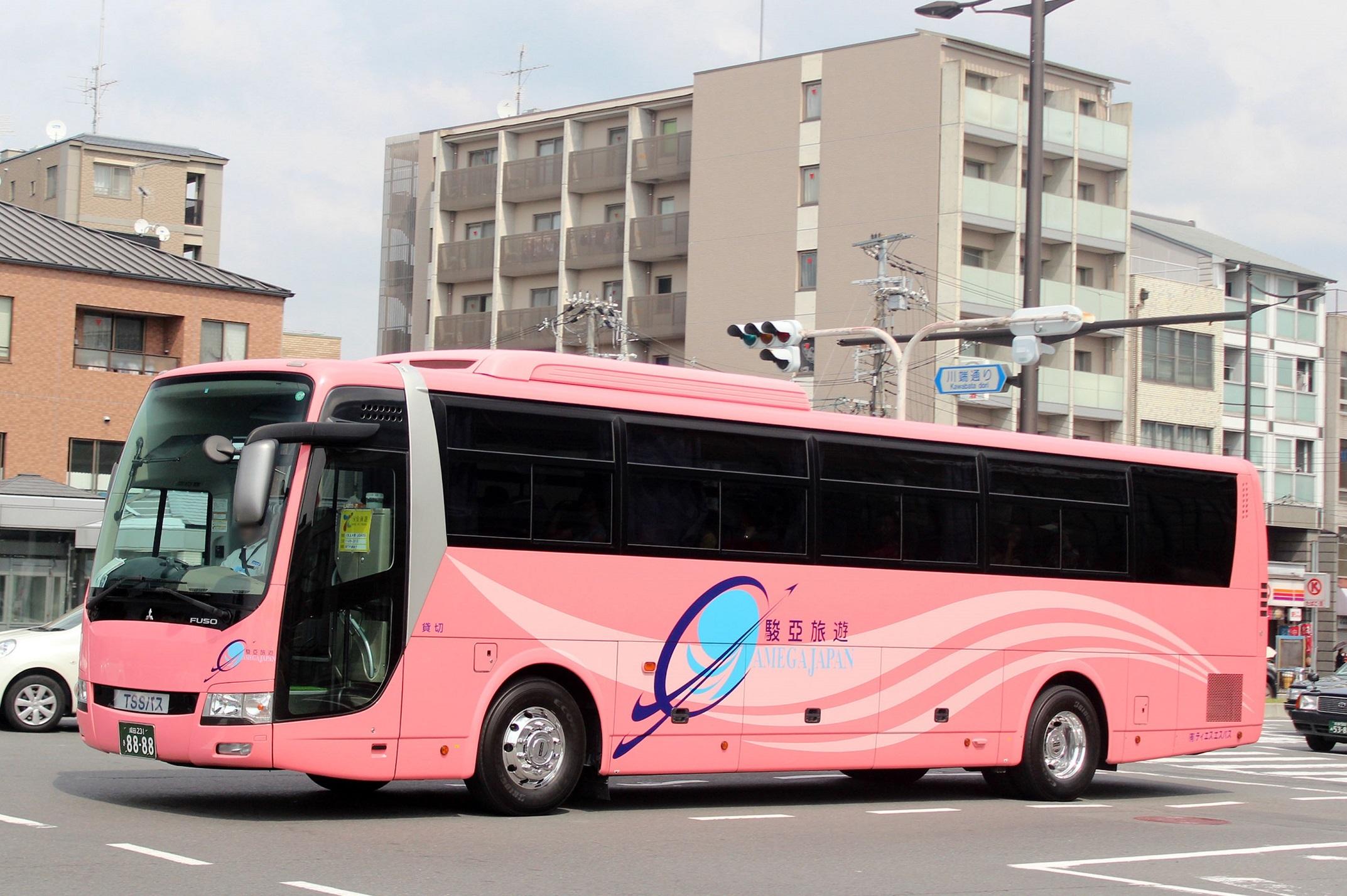 TSSバス 231き8888